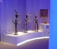Världskulturmuseét Vodoou 2010